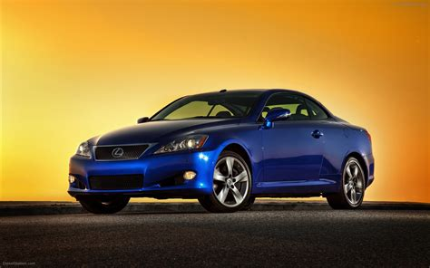 lexus convertible 2010 2010 lexus is convertible widescreen exotic car pictures
