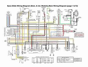 Wiring Diagram For Harley Davidson Softail