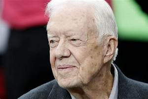Jimmy Carter Calls On Trump To 39keep The Peacetell The Truth39 NY Daily News