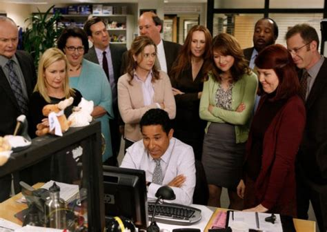 'the Office' Revival At Nbc Featuring Old, New Cast