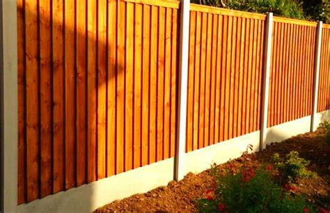 Garden Fencing And Painting
