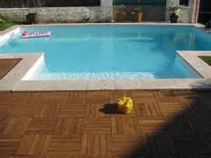 outdoor bamboo decking traditional pool other metro