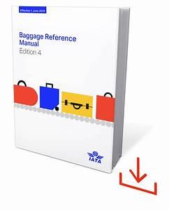 Iata Baggage Reference Manual  Brm  4th Edition 2020