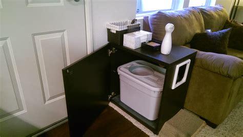 Top Entry Litter Box Furniture Furniture Designs