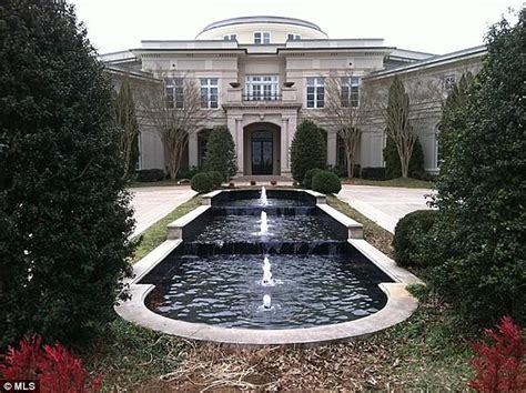 Rick Ross S House by Rick Ross Unveils New Rich Forever Chin In
