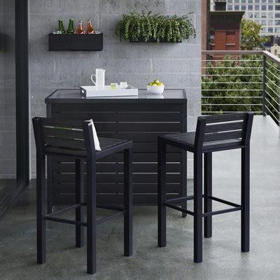 Bar Set Furniture by Outdoor Bar Sets Target