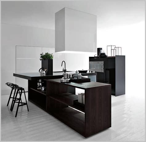white kitchen with black island kitchen minimalist black decosee com