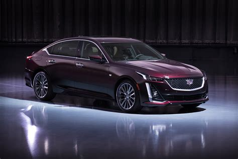 review 2020 cadillac ct5 sedan car
