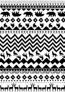 cool native american pattern | Design | Pinterest ...