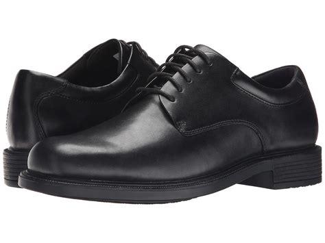 Rockport Margin Mens Black K71224 Leather Lace Up Comfort