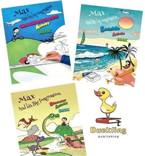 kids activity books    ducklingpublishing