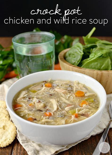 crock pot chicken and rice crock pot chicken and wild rice soup bigoven