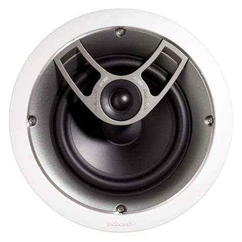 Polk Audio Ceiling Speakers by Polk Audio Ic60 In Ceiling Speaker Aw2360 A The Home Depot