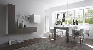Meuble Salon Salle à Manger : meuble suspendre salle manger ~ Teatrodelosmanantiales.com Idées de Décoration