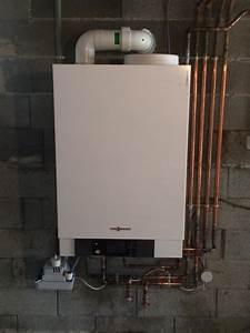 Chaudiere Condensation Gaz : chauffage gaz ~ Melissatoandfro.com Idées de Décoration