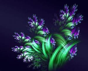 Purple, Flowers, By, Frankief, On, Deviantart