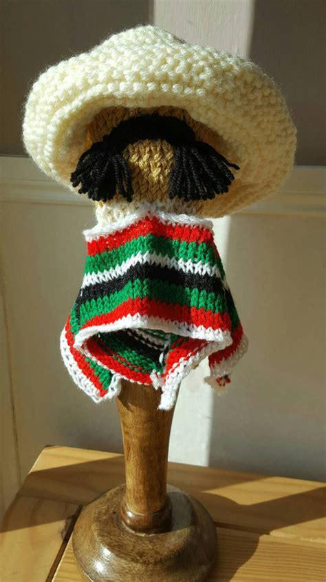 fun mexican bandit golf club head cover   colour