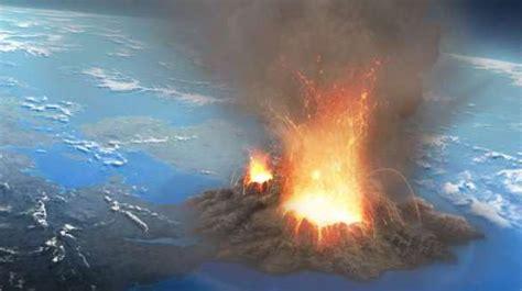 usgs warns inevitable volcanic eruptions  wipe