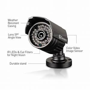 Swann Pro Night Security Camera