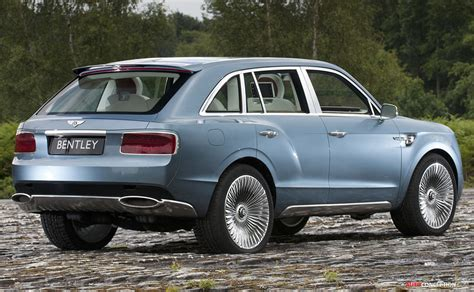 Bentley Reveals Name Of New Luxury Suv Autoconceptioncom