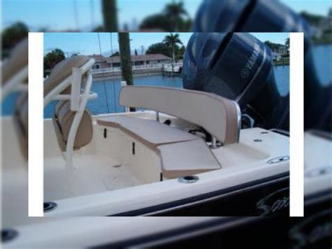 Scout Bay Boats Reviews by Scout Boat 221 Winyah Bay For Sale Daily Boats Buy