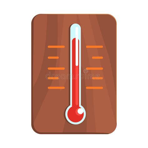 thermometre de chambre b thermomètre de mur montrant le feu vif une partie de