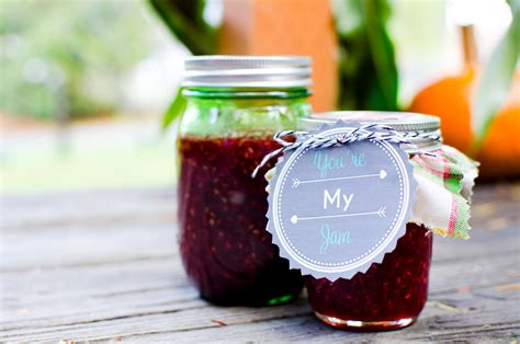Cute Jam Jar Labels Free Printable Brought To You By Mom