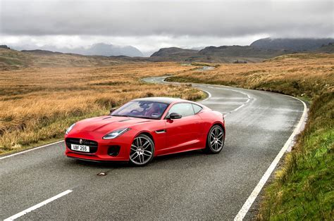 Eight Things To Know 2018 Jaguar Ftype Rdynamic Motor
