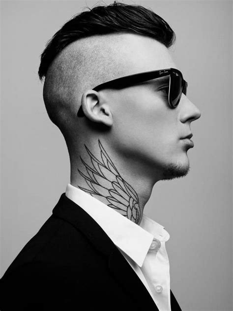 150 Neck Tattoos For Men Women (Ultimate Guide, June 2019) | Neck Tattoos | Neck tattoo for guys