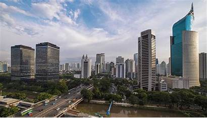 Jakarta Indonesia Skyline Country Oda Countries Guides