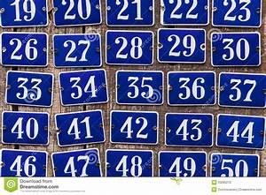 Numéro De Maison Design : ensemble d 39 incr menter des plaques min ralogiques de ~ Dailycaller-alerts.com Idées de Décoration