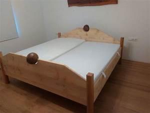 Massivholzbett 140x200 Gebraucht : altes massivholzbett kaufen altes massivholzbett gebraucht ~ One.caynefoto.club Haus und Dekorationen