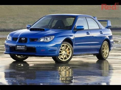 Subaru Wrx Sti Msrp by 2006 Subaru Impreza Wrx Sti News Reviews Msrp Ratings