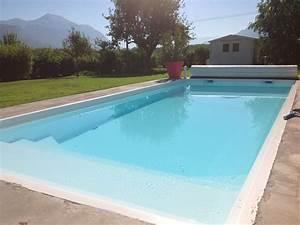 Piscine Enterrée Coque : piscine coque polyester california 925 coque piscine ~ Melissatoandfro.com Idées de Décoration