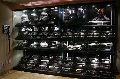 Wars Star Memorabilia Displaying Credit Display Preserving