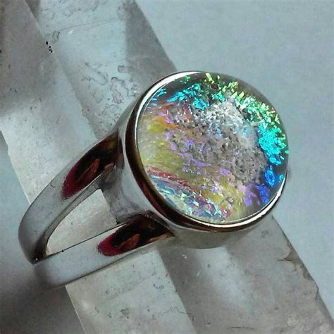 cremation jewelry ring mm sterling silver ashes infused