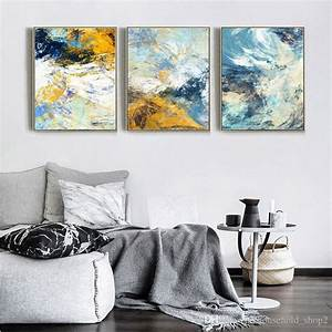 2019 2018 abstract canvas wall paintings for living room