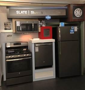 GE Slate Appliances Revolutionize Kitchen Style - Boston