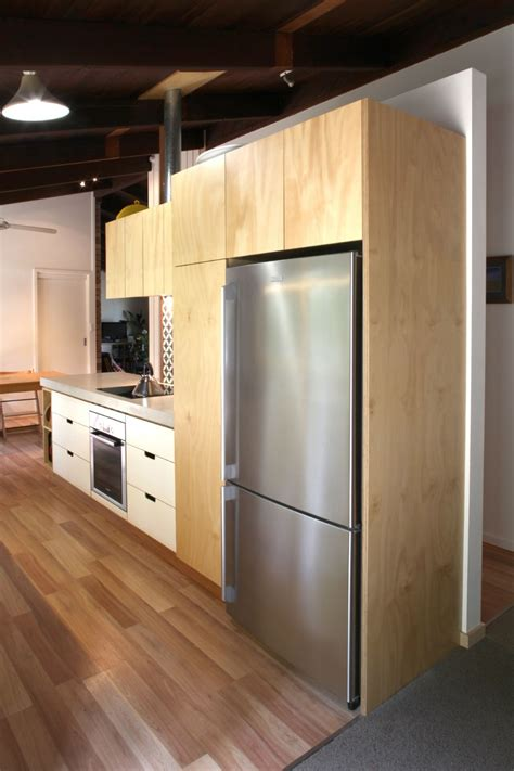 Select Custom Joinery Plywood  Ee  Kitchen Ee   With White Osmo Oil