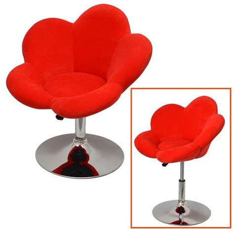 le tabouret chaise en forme de fleur