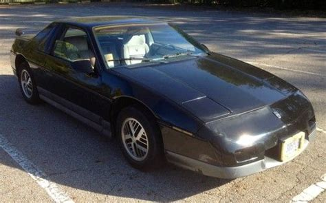purchase   pontic fiero  great driver
