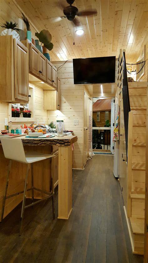 getaway tiny house project glenmark construction