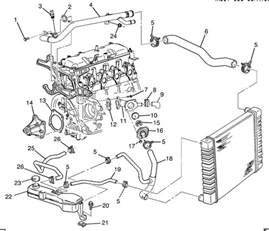 similiar pontiac bonneville cooling system diagram keywords engine diagram on pontiac bonneville 3 8 engine parts diagram