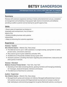 hotel hospitality functional resumes resume help With hospitality resume builder