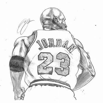 Jordan Michael Drawing Draw Sketch Step Drawings