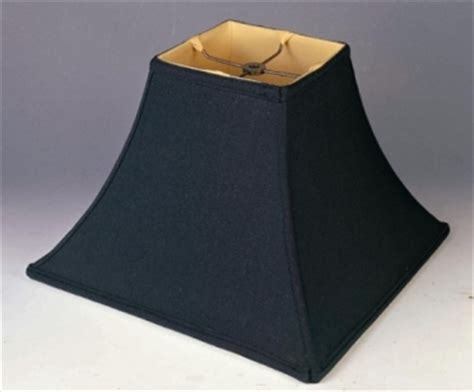Stiffel Lamp Shades Glass by Square Lamp Shades With Cubed Or Slanted Shapes