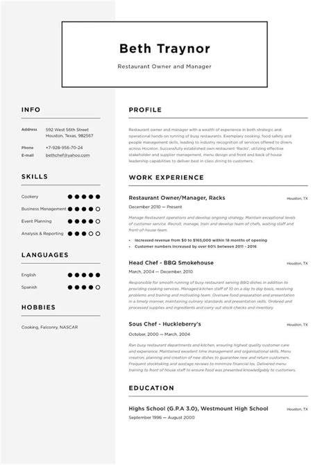 Create Your Resume by Create Your Winning Resume 183 Resume Io