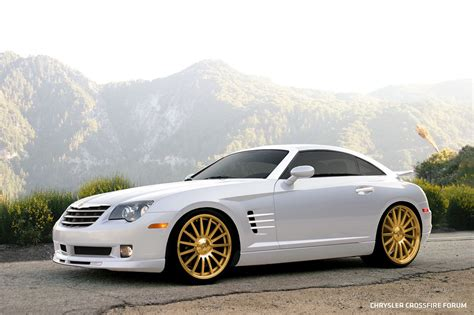 Chrysler Crossfire Wheels by Chrysler Crossfire Great Wheels Wrong Color