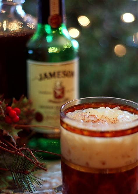 Rum is one of the better options for the liquor because it adds a sweetness that contrasts the drink's eggy flavor. Best of Holiday Cocktails featuring Hot Buttered Rum : Cocktails : DrinkWire