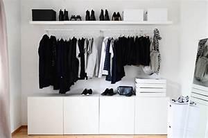 Ikea Kleiderstange Wand : ikea deutschland das room makeover auf ~ Michelbontemps.com Haus und Dekorationen